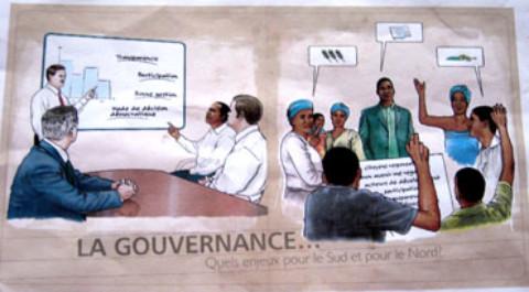 Bonne gouvernance, respect de la chose publique, quelle perception dans l'organisation traditionnelle ?