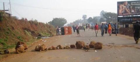 Vers un plaidoyer contre la dégradation des routes
