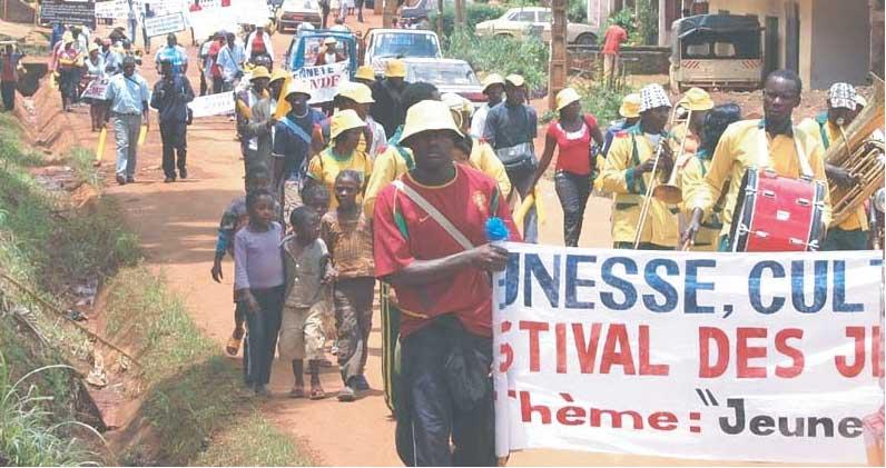 La gazette du festival des jeunes du Cameroun