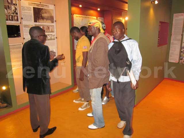 Visite guidée délégation des Bamboutos