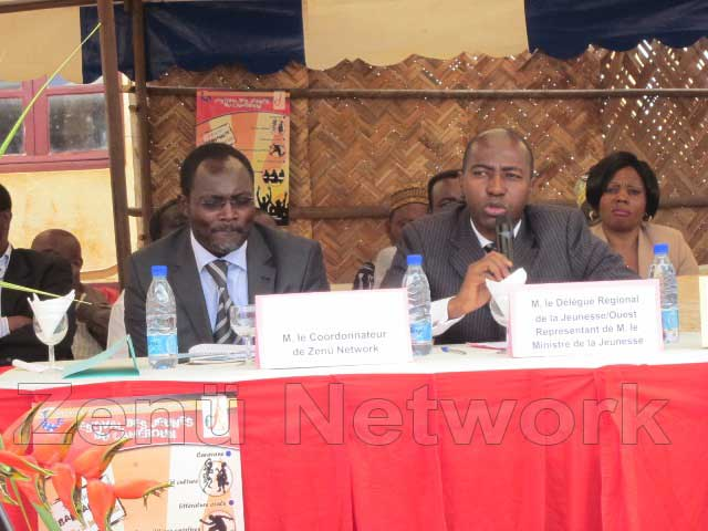 Intervention du délégué de la jeunesse
