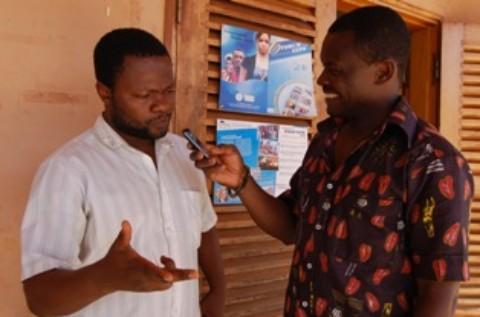 TCHIFFO NGOUFO ARISTIDE, Animateur Point focal  PJCC des Bamboutos