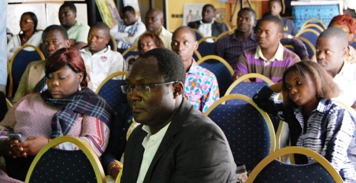 Conférence de lancement du FJC à Douala