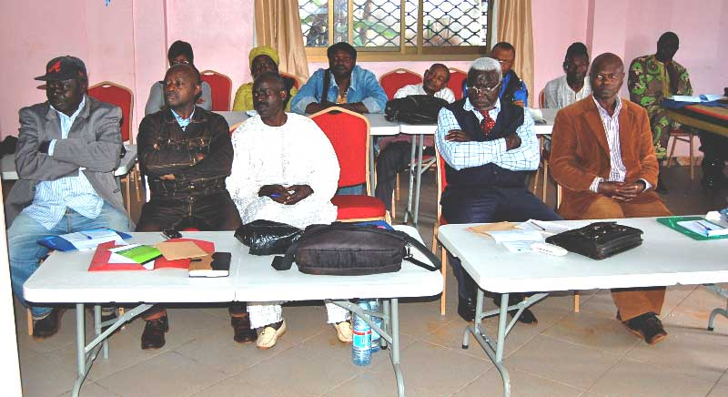 Assiduité des participants