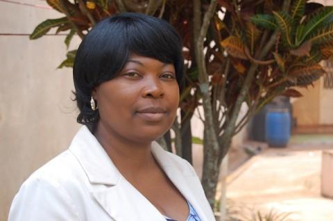 Rita SAMBA KONGNE, Animatrice PJCC Hauts-plateaux
