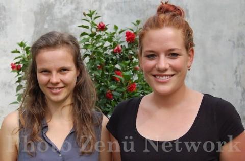 Lisa FUNKE et Eva WETZEL