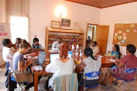 Le délégué régional du Minjec en visite à Zenü Network