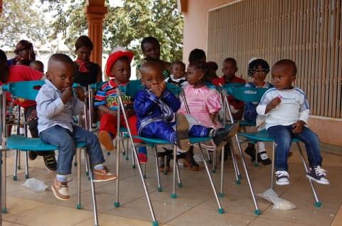 Les enfants du personnel de Zenû Network  honorés