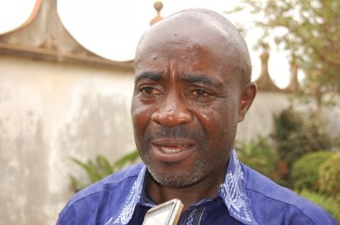 Dr. Richard NDI TANTO, Directeur du service œcuménique pour la paix