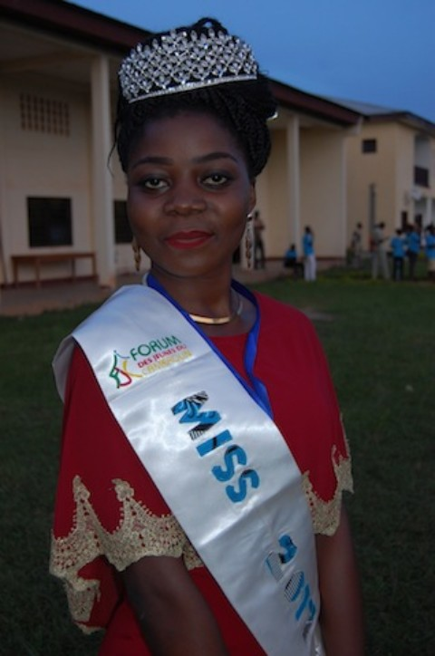 INTERVIEW Miss FJC :  Ndeng Séraphine