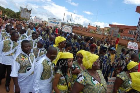 Journée de l'enseignant à Bafoussam : L'appel au boycott du pagne n'a pas été respecté