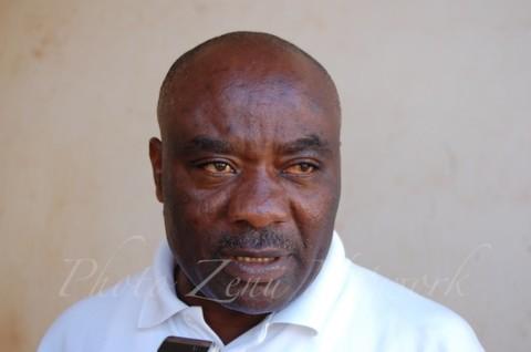 Roger KWIDJA : Coordonnateur l'Association pour la Promotion  des Actions de Développement  Endogènes Rurales(APADER).