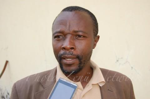 Mathurin MOMANI, Président de la Ligue Citoyenne des Droits de l'Homme(Lcdh).