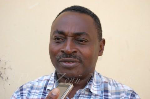 Augustin NTCHAMANDE, Secrétaire exécutif  de l'Organisation Nationale des Parents pour la Promotion de l'Education( ONAPED)
