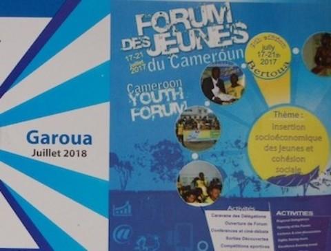 10e édition du Forum des Jeunes du Cameroun : Jeunesse et engagement citoyen