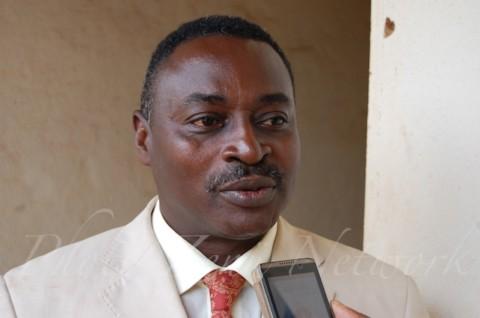 Augustin NTCHAMANDE, Secrétaire exécutif  de l'Organisation Nationale des Parents pour la Promotion de l'Education(ONAPED) :