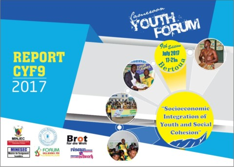 Report 2017 of the Cameroon Youth Forum