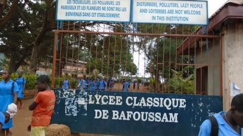Lycée classique de Bafoussam : Les retombées positives de la caravane de la honte