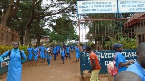 LYCLABAF : Combat pour la restauration de la discipline et de la sécurité