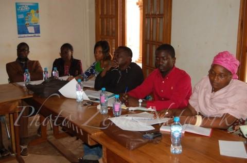 PECAC : Les  points focaux en concertation à Bafoussam