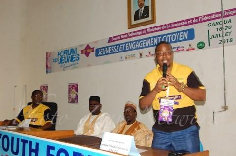 FJC10 : L'APPEL DES JEUNES AU GOUVERNEMENT CAMEROUNAIS