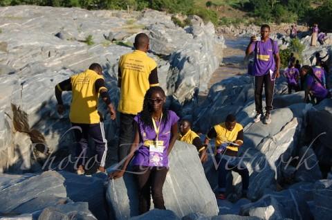 Sortie découverte : Les jeunes à la découverte  des Gorges de Kola