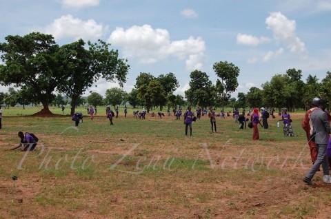 Lutte contre la désertification: LA CONTRIBUTION DU FJC10