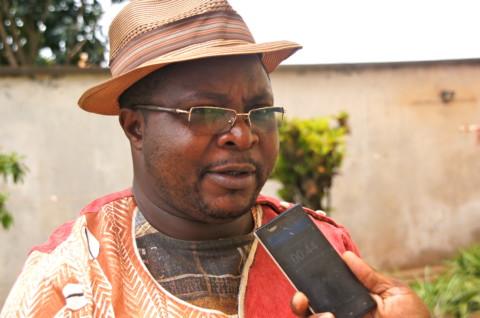 Club de la presse : Léopold NGUELO, Coordonnateur Général du Club Media-Ouest :