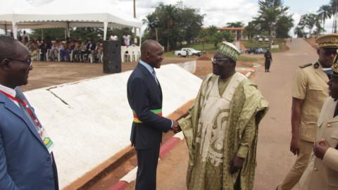 FJC11 : Le maire de la commune de Mbalmayo s'approprie l'événement