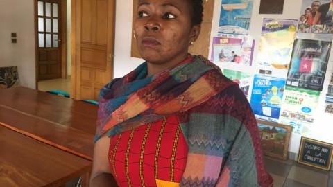 Visite : Mme Belinga Michelle en visite à Zenü Network