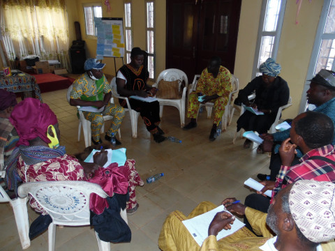 Bazou: Les chantiers du budget d'investissement public au scanner