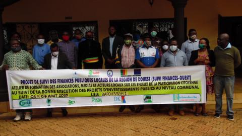 Commune de Bafoussam 1er : Contrat de performance entre le Maire et ses citoyens