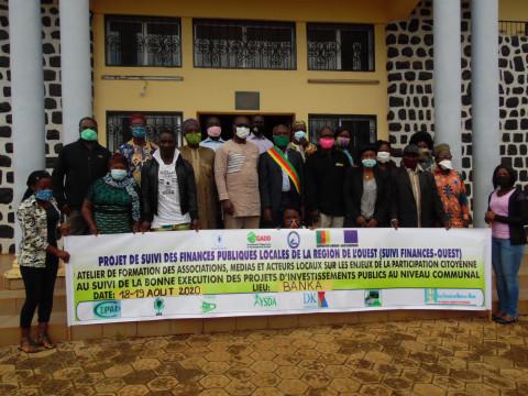 Commune de Banka : Le taux d'exécution du BIP préoccupe les citoyens
