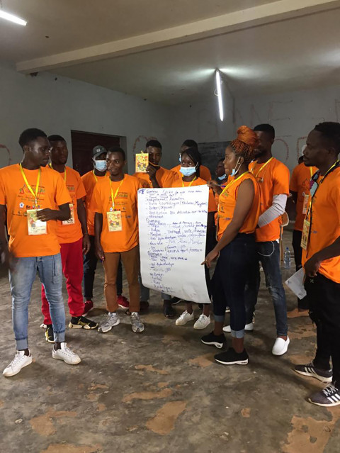 Education Financière à Sangmélima – Région du Sud Cameroun – FJC 2021