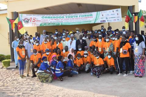 Lancement des activités pole de Maroua FJC2021 13e édition
