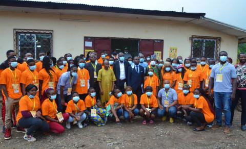 Lancement officiel des activités de la 13e édition du Forum des Jeunes du Cameroun à Maroua – Région Extrême-Nord Cameroun