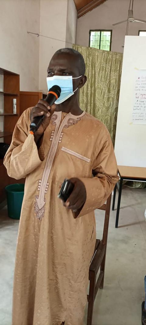 Message du Délégué Régional MINJEC Extrême-Nord aux jeunes à Maroua – FJC 2021